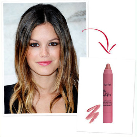 Rachel Bilson in Tarte LipSurgence Natural Matte Lip Stain