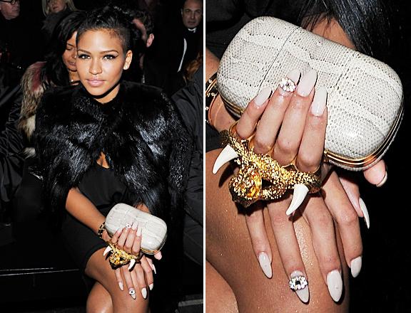 Cassie's nails