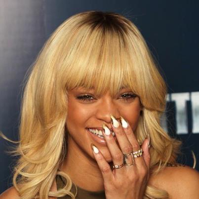 Rihanna's nails