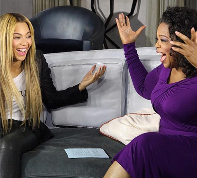 Oprah Winfrey's Interview with Beyonce | Next Chapter