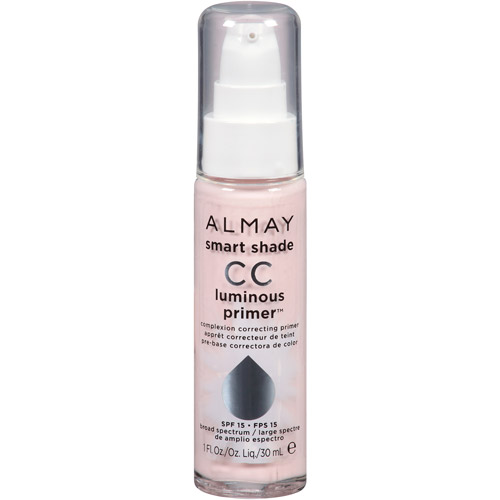 Almay Smart Shade CC Luminous Primer,