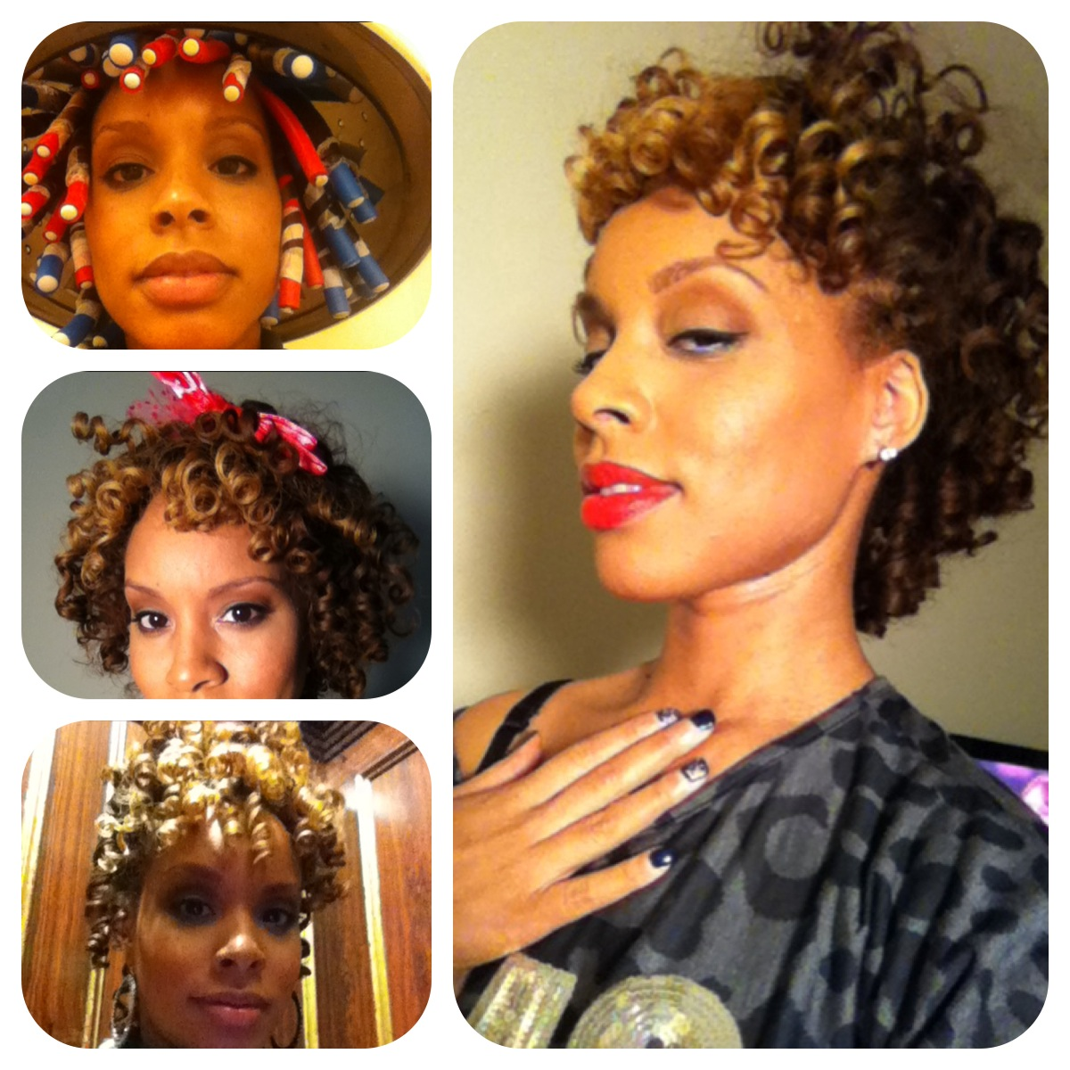 Rod rollers for short hair best short hair styles how to curl short hair with flexi rods fashions baditri Choice Image