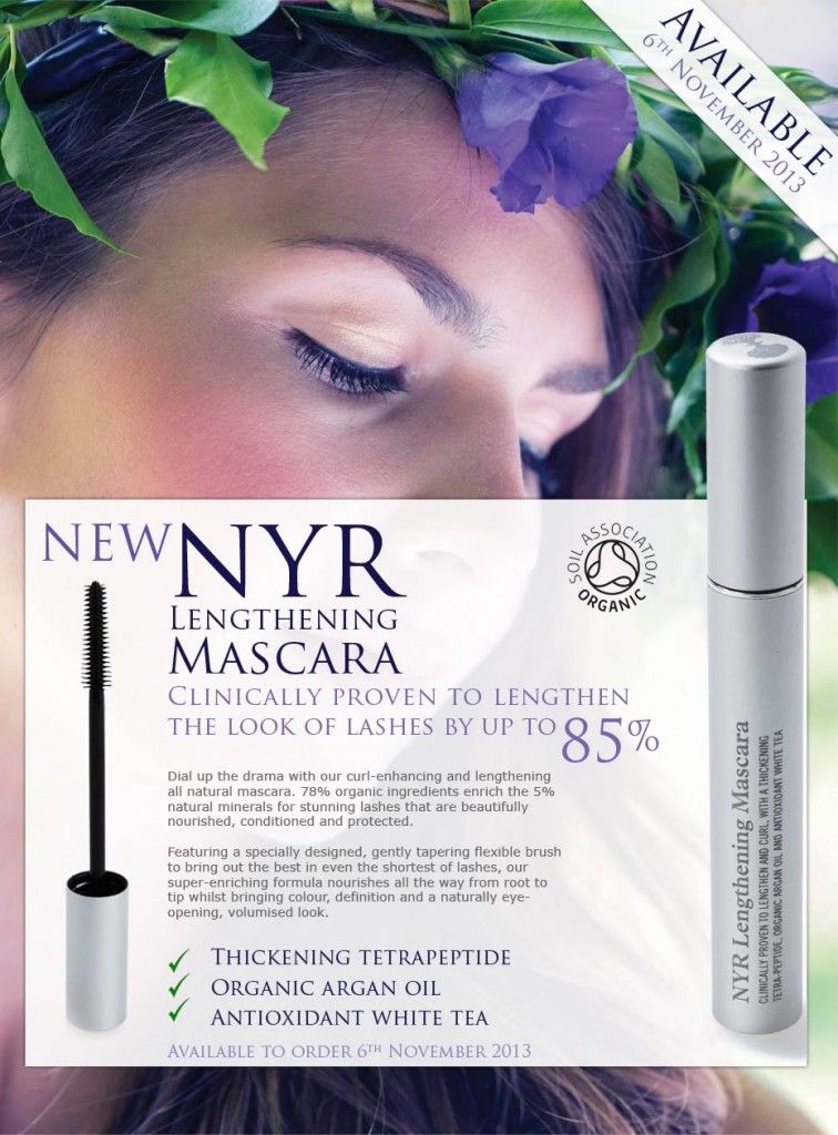 Neal's Yard Remedies Lengthening Mascara