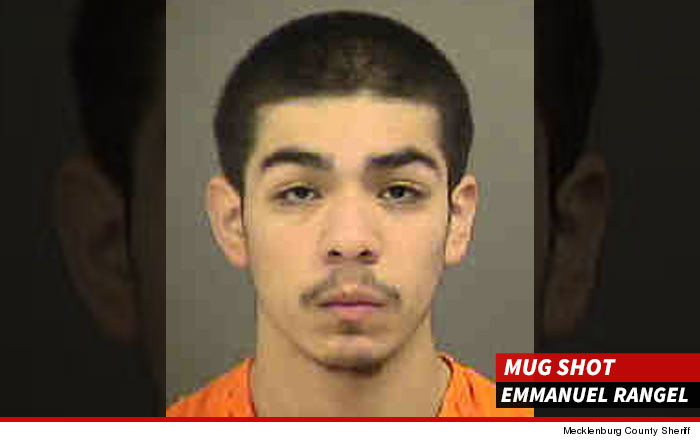 Mug Shot of Emmanuel Rangel