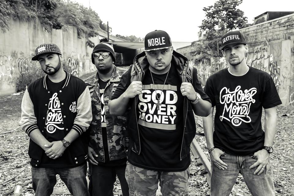 God Over Money Crew