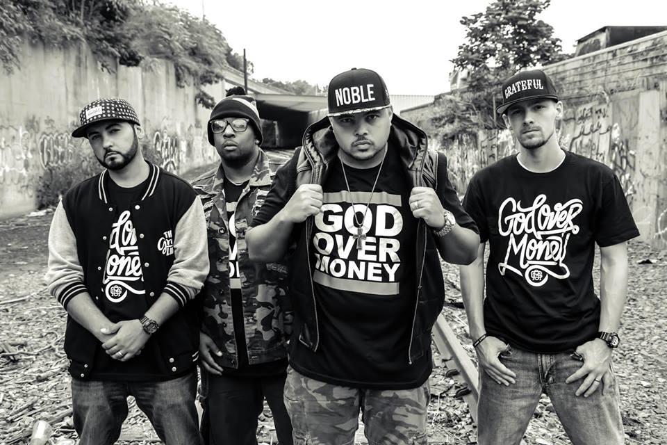 God Over Money Crew